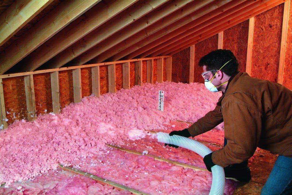 Blown in insulation cincinnati retrofoam - Advice on insulating your home effectively ...