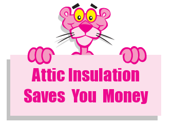 atticat insulation save money