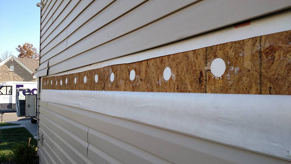 injection foam wall insulation outside cincinnati retrofoam