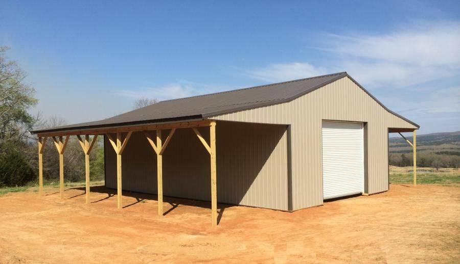 Agriculture Pole Barn Insulation